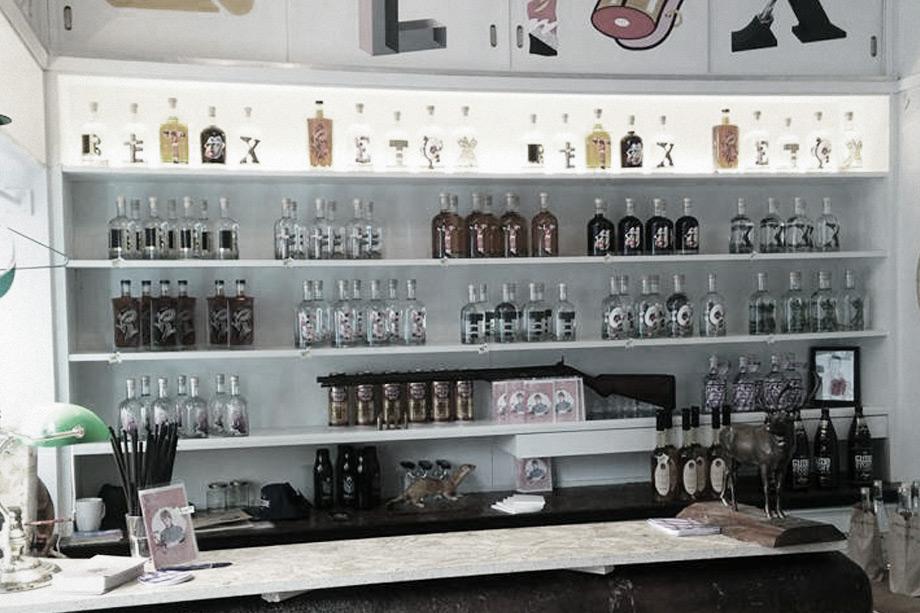 RETOX Liquor Store