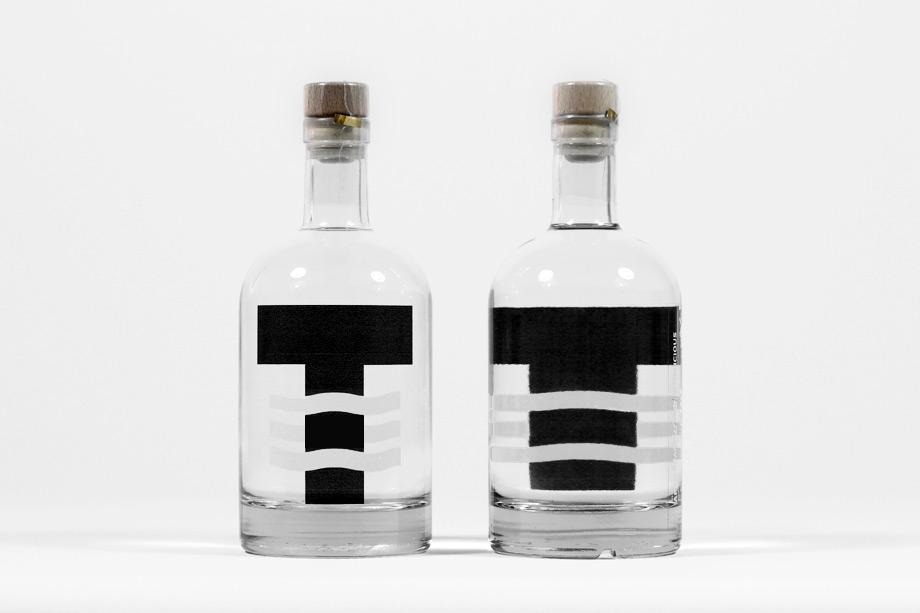 RETOX Liquor Store Volito Bottle front and back