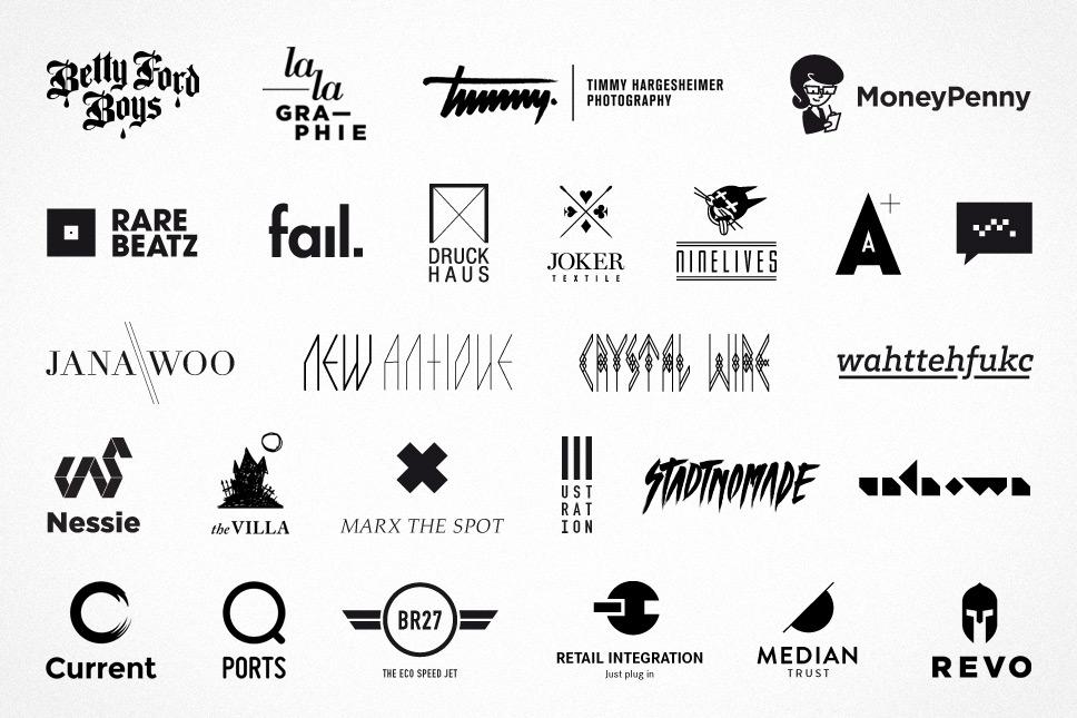 Studio Volito Volkan Cenberoglu Logos