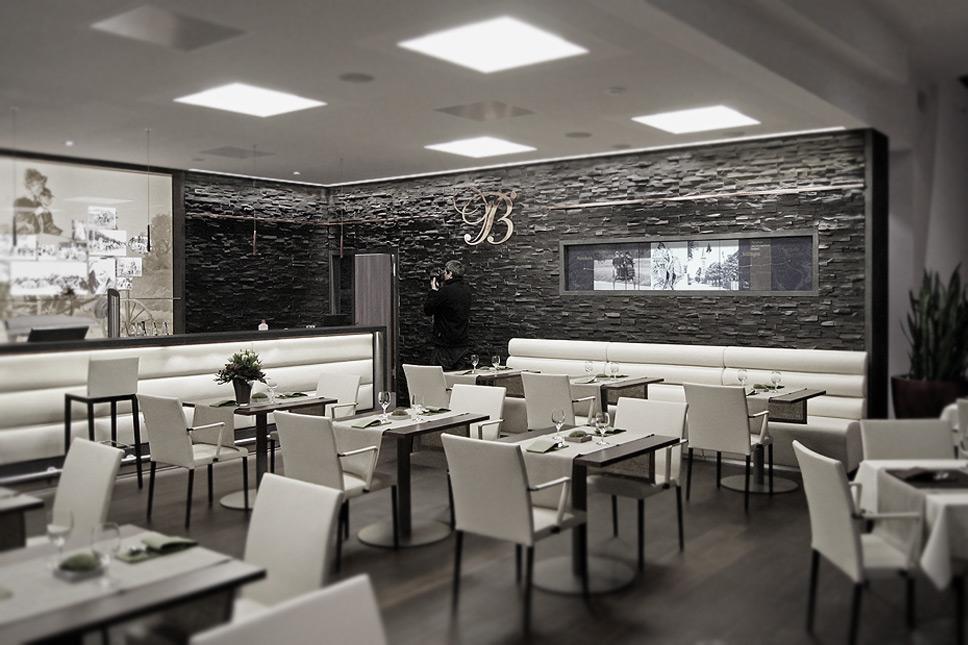 — The restaurant {image by spek DESIGN}
