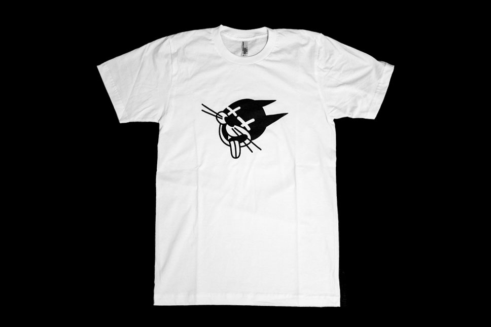 — Silk screen printed AA slim fit T-shirt